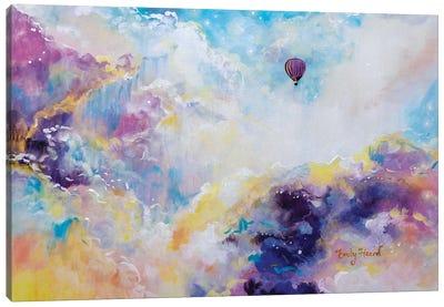 Trance Canvas Art Print