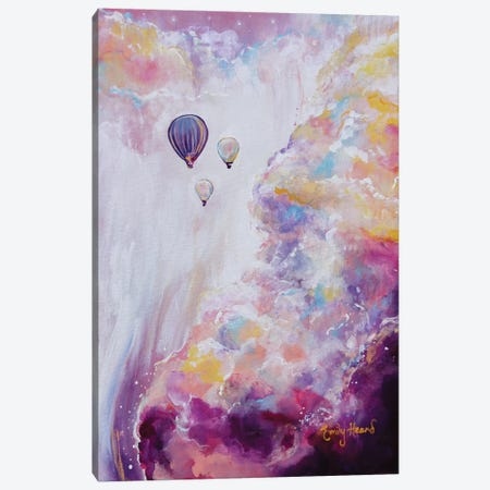 Uplift Canvas Print #ELH51} by Emily Louise Heard Canvas Art