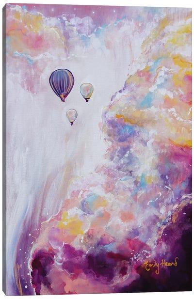 Uplift Canvas Art Print