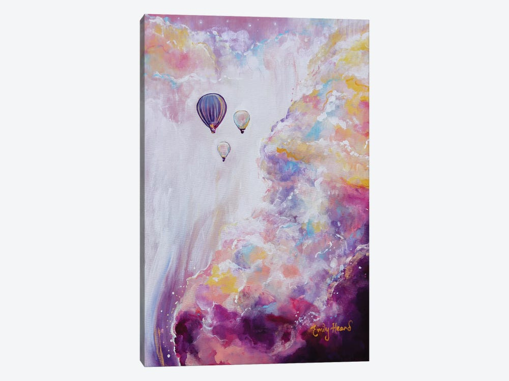 Uplift by Emily Louise Heard 1-piece Canvas Art