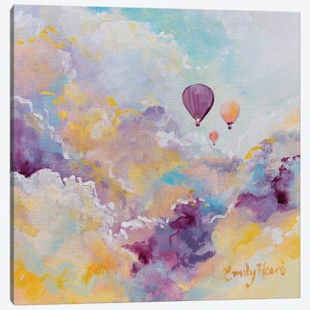 Wanderlust Canvas Print #ELH52} by Emily Louise Heard Canvas Wall Art
