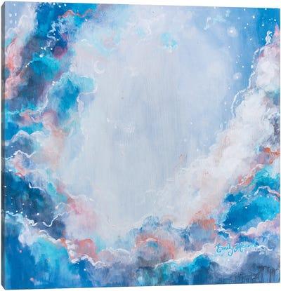 Weightless Canvas Art Print