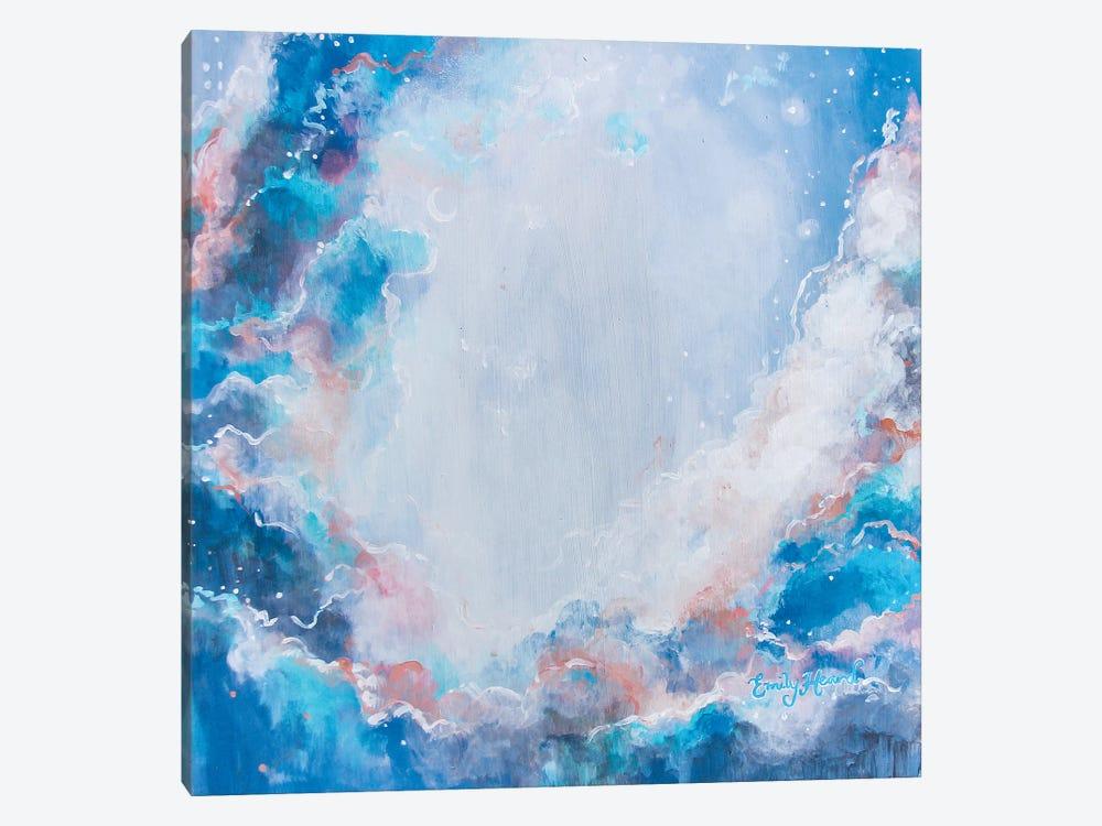 Weightless by Emily Louise Heard 1-piece Canvas Wall Art