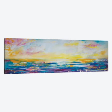 Creative Freedom Canvas Print #ELH6} by Emily Louise Heard Canvas Wall Art