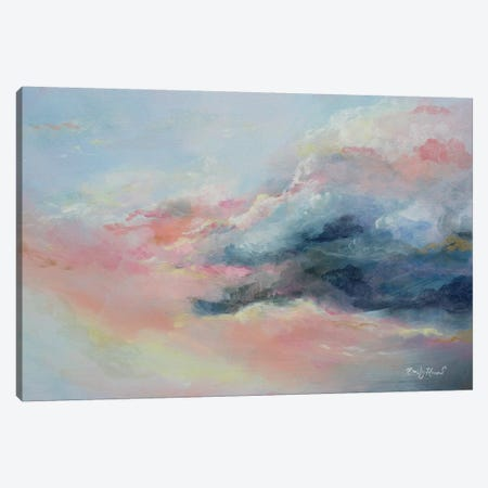 Divergent Canvas Print #ELH8} by Emily Louise Heard Art Print