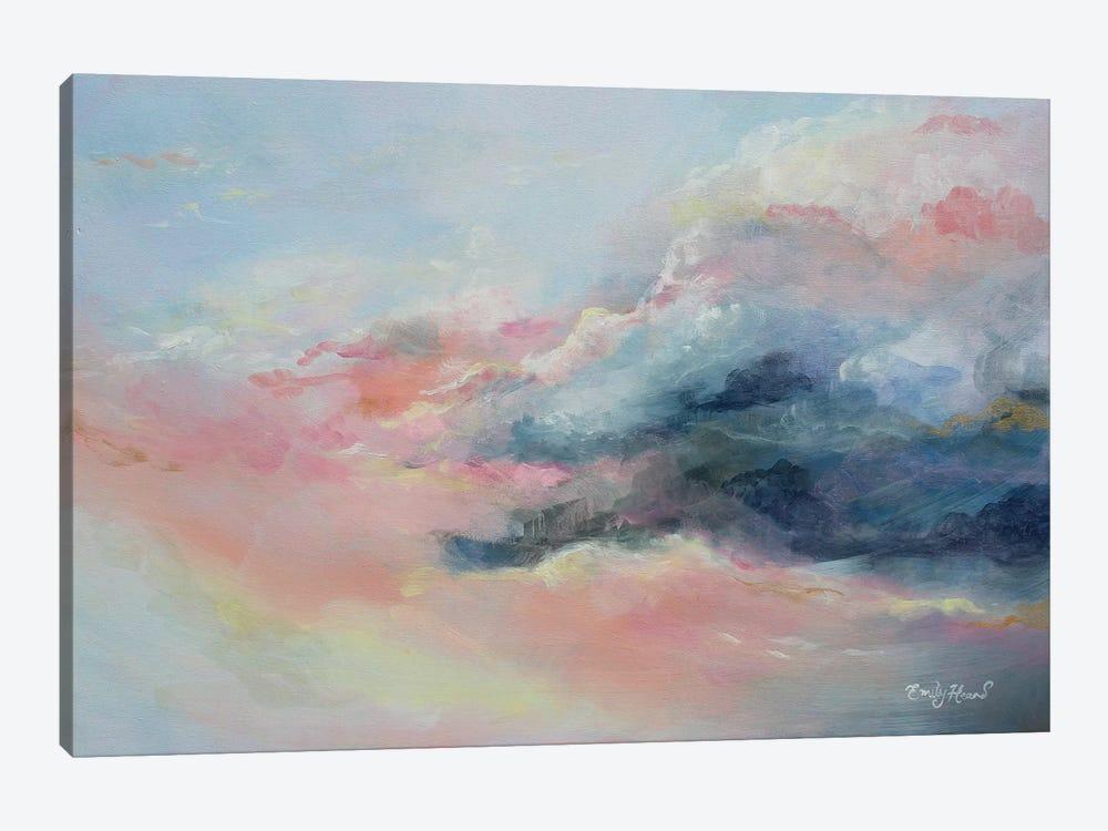 Divergent by Emily Louise Heard 1-piece Canvas Print