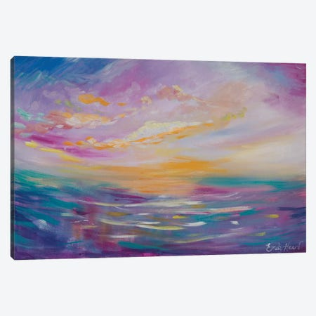 Dreams Canvas Print #ELH9} by Emily Louise Heard Art Print