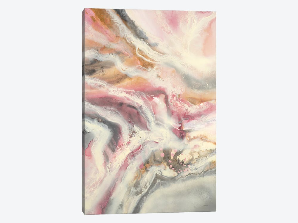 Aerial Visions II by L Baines 1-piece Canvas Art Print