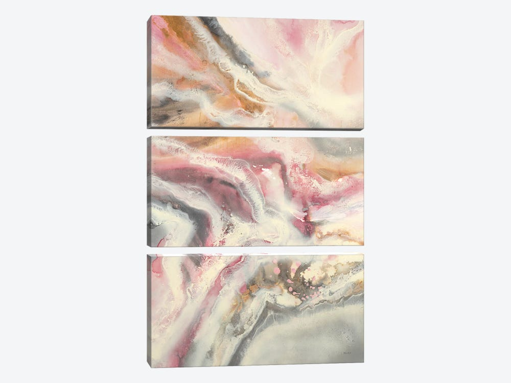 Aerial Visions II by L Baines 3-piece Canvas Print