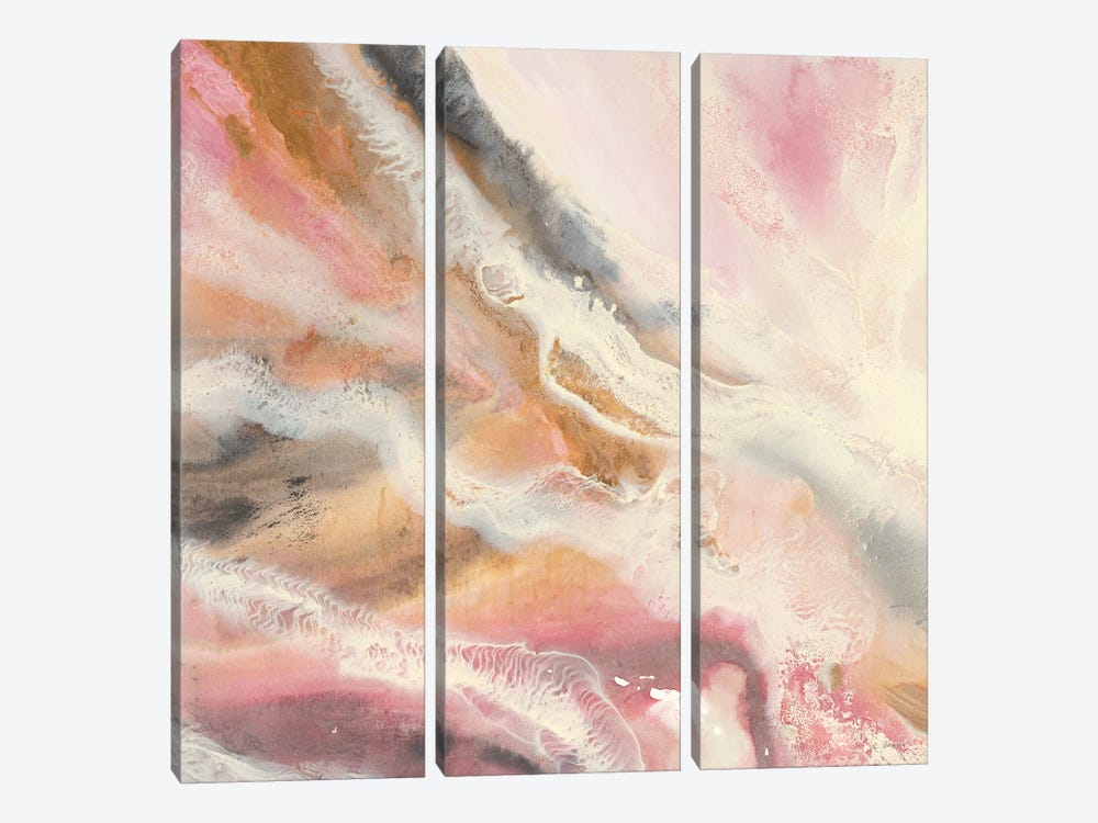 Aerial Visions V by L Baines 3-piece Canvas Print