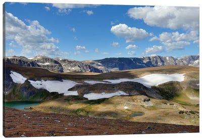 Bear Tooth Pass, Wyoming - Montana Canvas Art Print