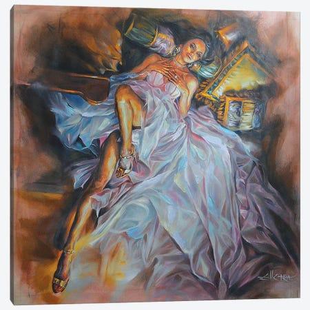 Memories Of Eden Canvas Print #ELT16} by Ellectra Art Canvas Print