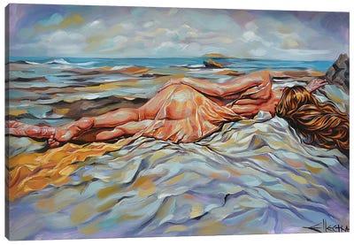 Siren's Song Canvas Art Print