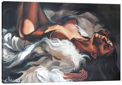 Under My Skin Canvas Art Print