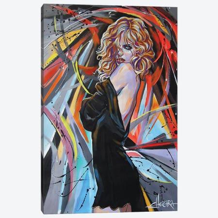 We Disappear Canvas Print #ELT40} by Ellectra Art Art Print