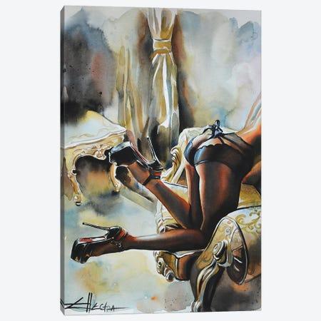 Decadence II Canvas Print #ELT5} by Ellectra Art Canvas Art Print