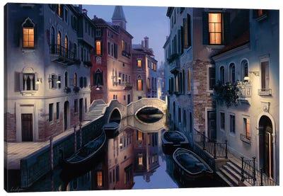 Night Dream Canvas Art Print