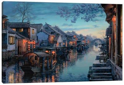 Xitang Melody Canvas Art Print