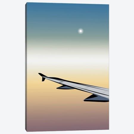 Airplane Views I Canvas Print #ELY116} by Lyman Creative Co. Canvas Print