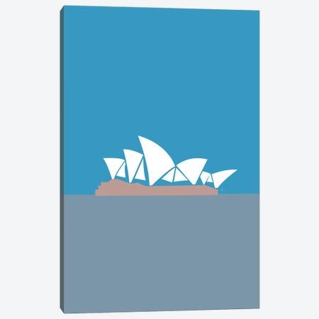 Sydney Opera House, Australia Canvas Print #ELY38} by Lyman Creative Co. Canvas Print