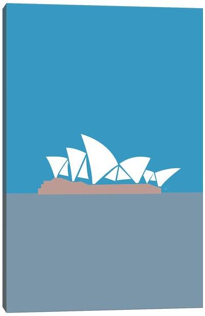 Sydney Opera House, Australia Canvas Art Print