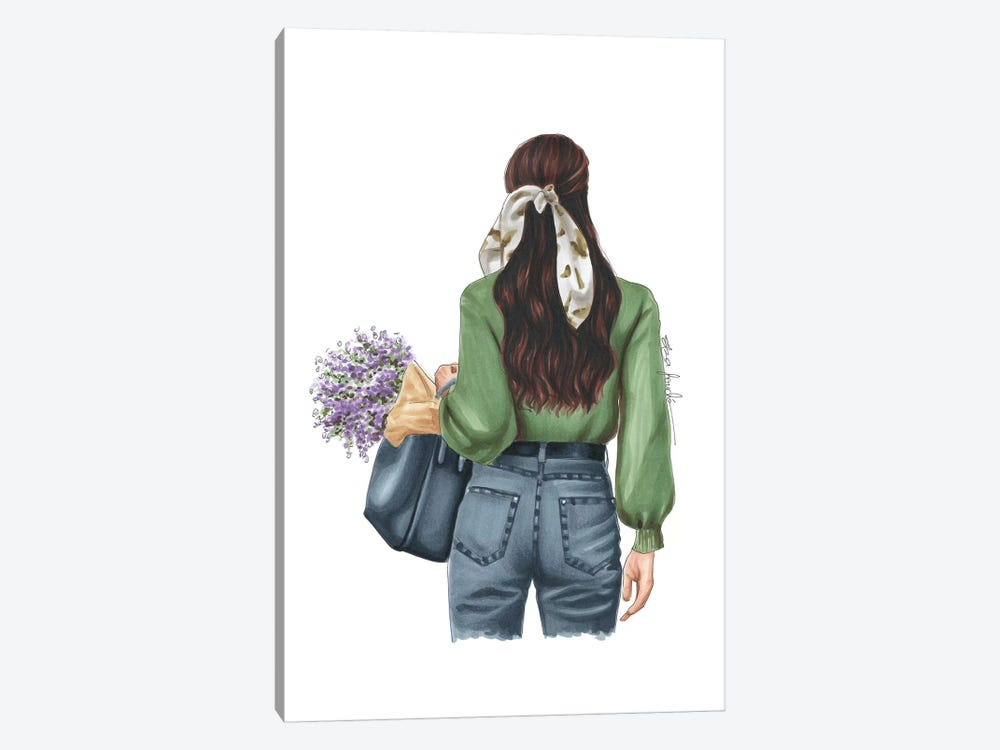 Spring Days by Elza Fouche 1-piece Canvas Print