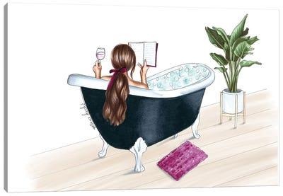 Relax Canvas Art Print