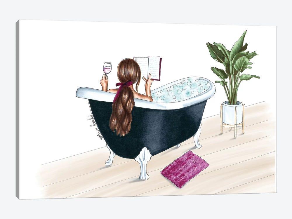 Relax by Elza Fouche 1-piece Canvas Artwork