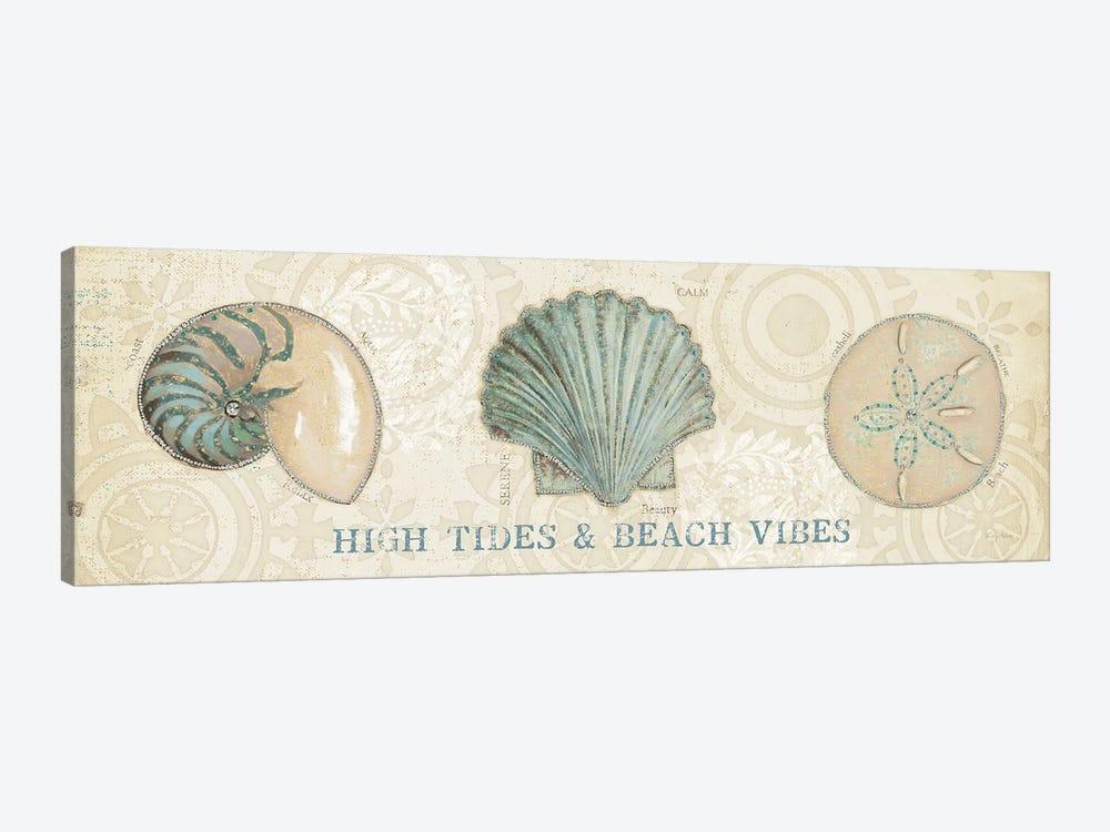 Beach Treasures VIII by Emily Adams 1-piece Art Print