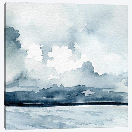 Passing Rain Storm III Canvas Print #EMC100} by Emma Caroline Canvas Art