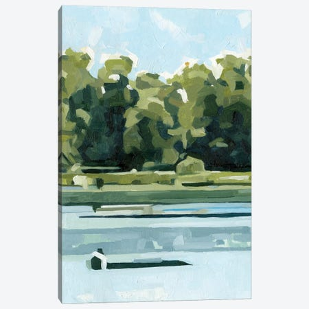 River Day II Canvas Print #EMC110} by Emma Caroline Canvas Print