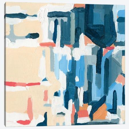 Summer Abstraction II Canvas Print #EMC118} by Emma Caroline Canvas Art Print
