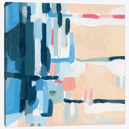 Summer Abstraction III Canvas Print #EMC119} by Emma Caroline Canvas Print