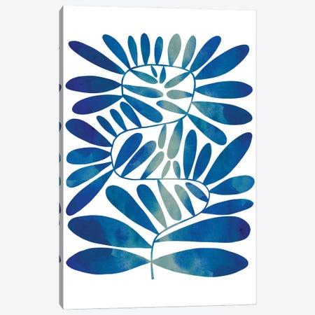 Summer Sprig I Canvas Print #EMC120} by Emma Caroline Canvas Artwork