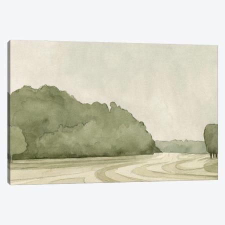 On Course I Canvas Print #EMC135} by Emma Caroline Canvas Artwork