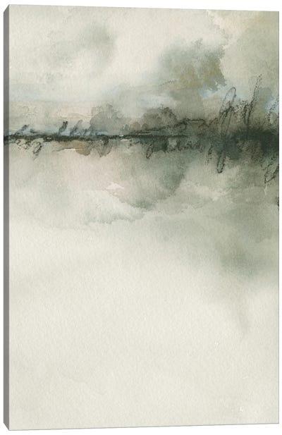 Scripted Landscape I Canvas Art Print
