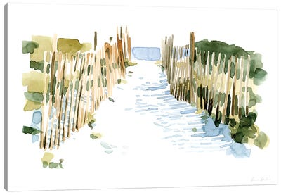 Beach Impressions I Canvas Art Print