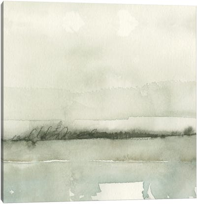 Winter Reflections III Canvas Art Print