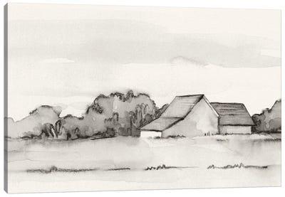Wyeth Barn II Canvas Art Print