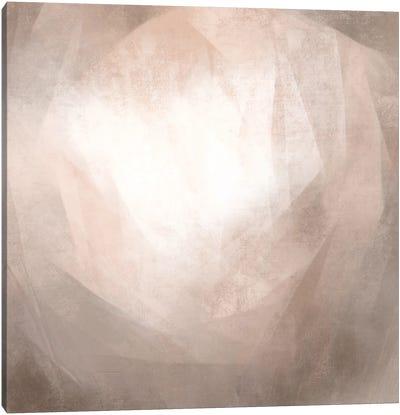Blush Prism I Canvas Art Print