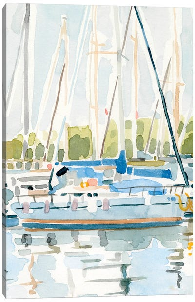 By the Bay II Canvas Art Print