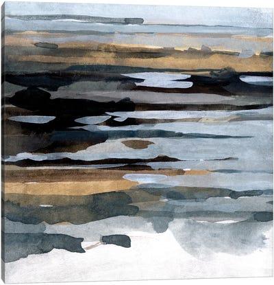 Fall Reflections II Canvas Art Print