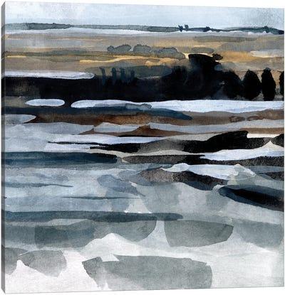 Fall Reflections III Canvas Art Print