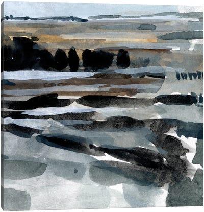 Fall Reflections IV Canvas Art Print