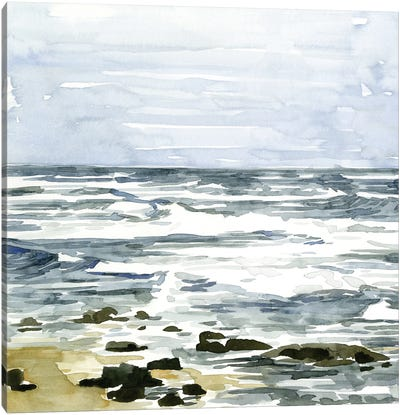Loose Seascape I Canvas Art Print