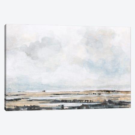 Ocean Inlet I 3-Piece Canvas #EMC36} by Emma Caroline Canvas Art Print