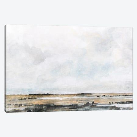 Ocean Inlet II 3-Piece Canvas #EMC37} by Emma Caroline Canvas Art Print