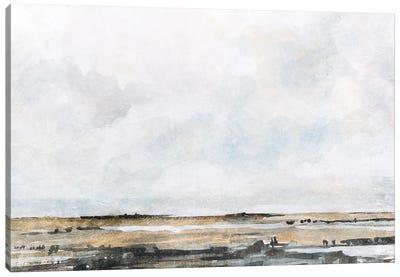 Ocean Inlet II Canvas Art Print