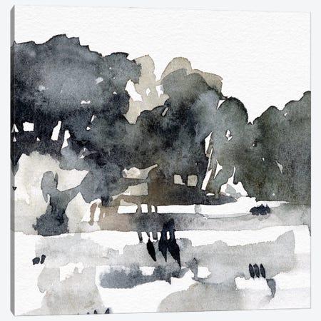 December Landscape I Canvas Print #EMC46} by Emma Caroline Canvas Art
