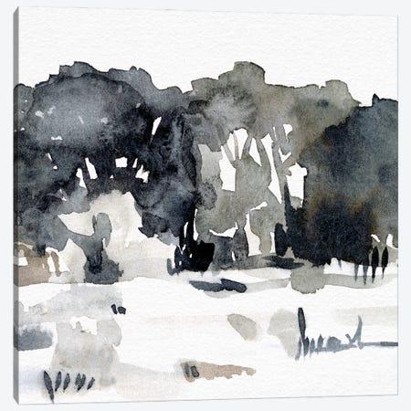 December Landscape II Canvas Print #EMC47} by Emma Caroline Canvas Wall Art